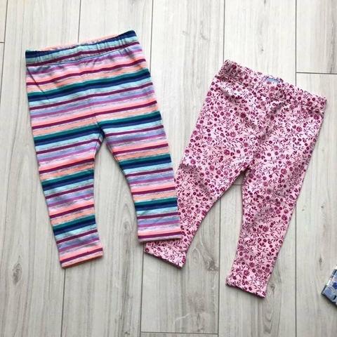 Quần dáng ôm có size cho bé từ 1 đến 5 tuổi