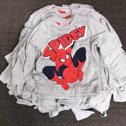 Áo thun dành cho các chàng trai mê người nhện
