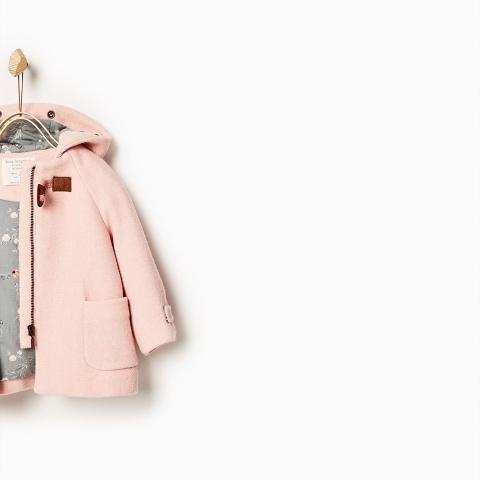 Áo khoác đảm bảo đẹp từ vải lót bên trong