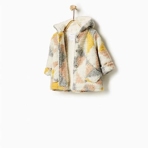 Áo khoác dáng đẹp, tỉ mỉ từng đường may