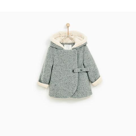 Áo khoác chuẩn form thương hiệu Zara