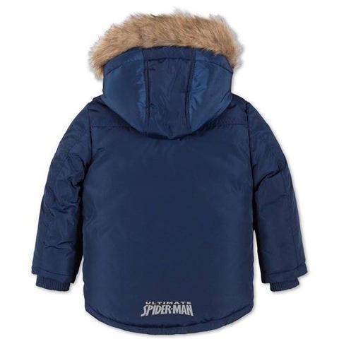 Phần mũ có lông mềm mại, ấm áp, tiện lợi hơn là có thể tháo rời khỏi áo khoác