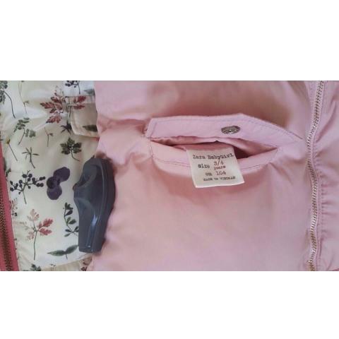 Áo khoác Zara xuất dư giá rẻ cho bé