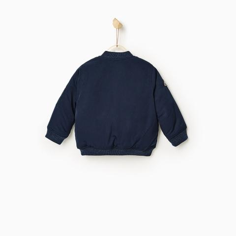 Bé sẽ thật xinh trong thiết kế khỏe khoắn của áo khoác này
