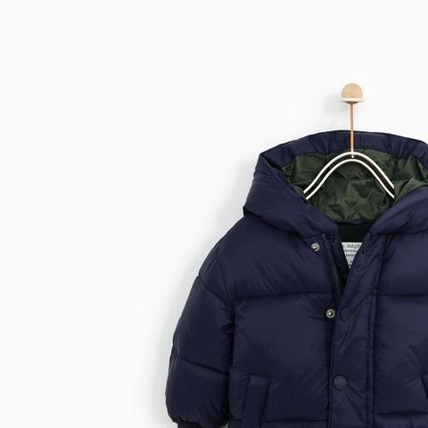 Áo khoác phao dày dặn đủ ấm mà vẫn đủ nhẹ