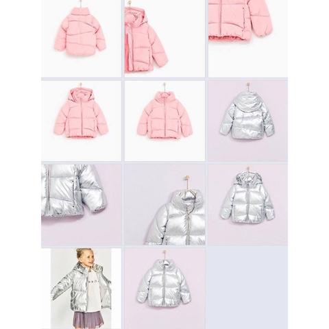 Áo khoác có hai màu xinh xắn dễ mặc