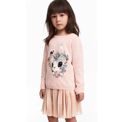 Áo len HM dành cho bé từ 1 tới 10 tuổi