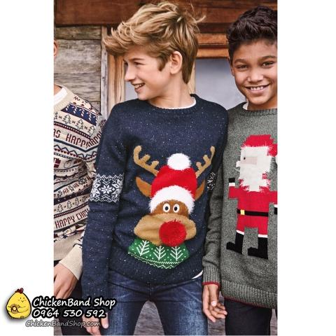 Nhìn áo len là thấy ấm áp mùa Giáng sinh rồi