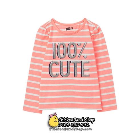 Áo thun có size cho bé từ 1 đến 8 tuổi