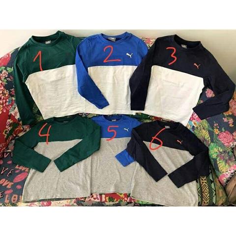Áo thun chất liệu cotton mềm mại