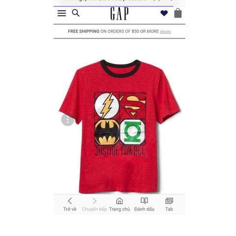 Thiết kế siêu nhân trên áo thun chưa bao giờ lỗi mốt