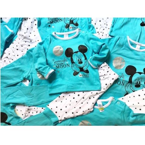 Bộ đồ Mickey cho bé yêu chất liệu quá đẹp