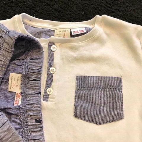 Hàng xuất dư chuẩn thương hiệu Zara