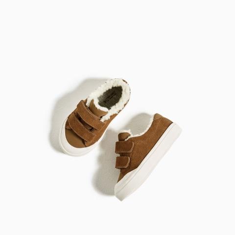 Màu nâu của giày cực Tây và sang nhé