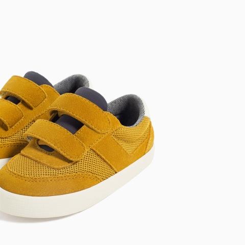 Thiết kế giày tinh tế, thoáng khí