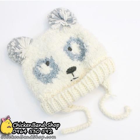 Thiết kế của những phụ kiện như mũ len ngày càng dễ thương