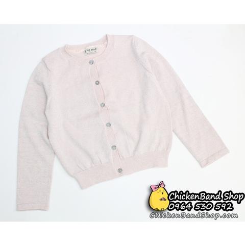 Áo len kiểu dáng cardigan khoác nhẹ xinh xắn