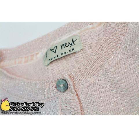 Chất liệu áo len đặc biệt, sợi len lấp lánh nhé