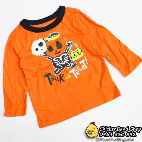 Halloween sắp đến rồi, mua áo thun dài tay thôi nào