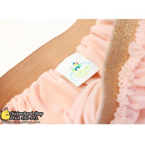 Chân váy lót vải mềm êm dịu với làn da của bé