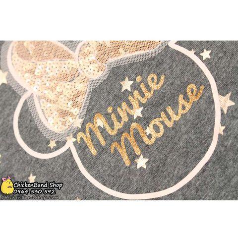 Áo hình Minnie mouse cực xinh xắn