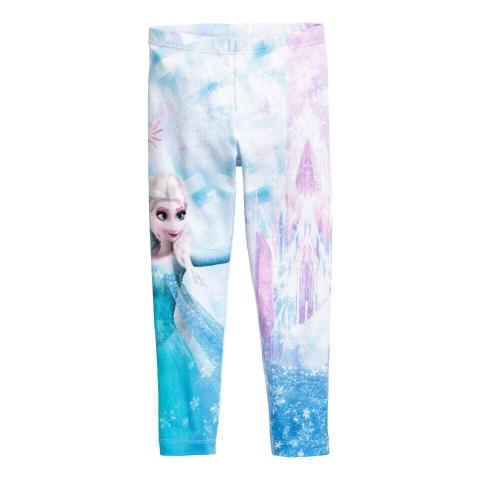 Legging in hình công chúa trong bộ phim Frozen