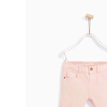Bên trong quần jean có tăng đơ chun điều chỉnh