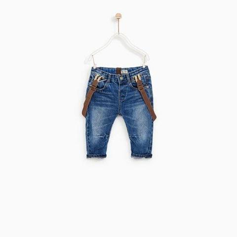 Quần jean xuất dư thương hiệu Zara nổi tiếng
