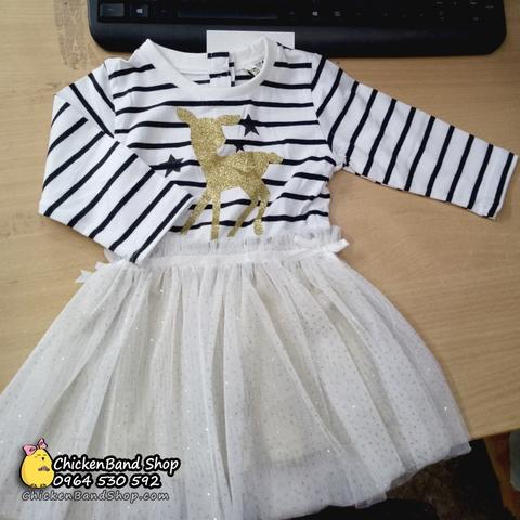 Chiếc váy công chúa đẹplong lanh