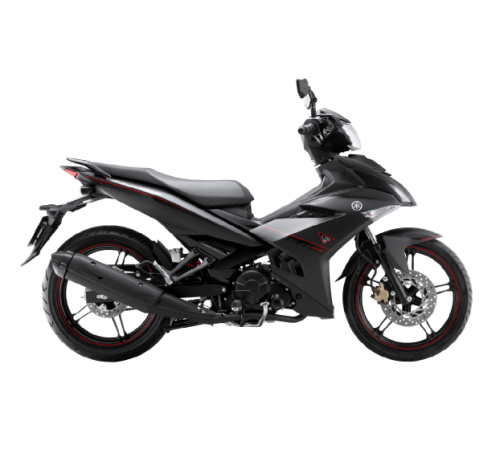 Exciter 150 Matte Black