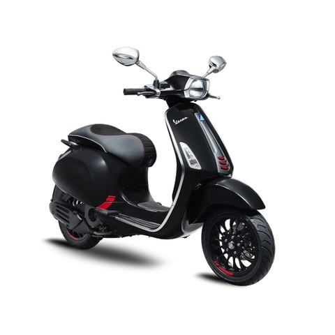 Vespa Sprint Carbon 125