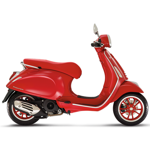 VESPA (PRIMAVERA) RED 125