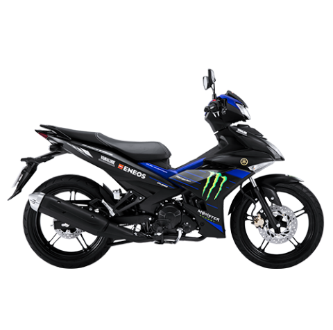 Exciter 150 Monster Energy