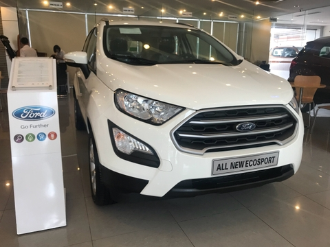 Ford Ecosport Trend 1.5 AT