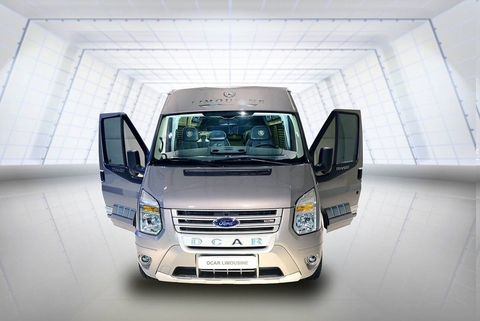 Ford Transit Dcar X Plus