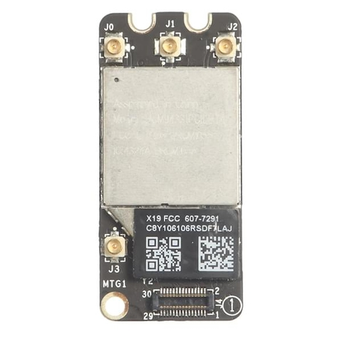 Card Wifi Macbook Pro 2011 2012