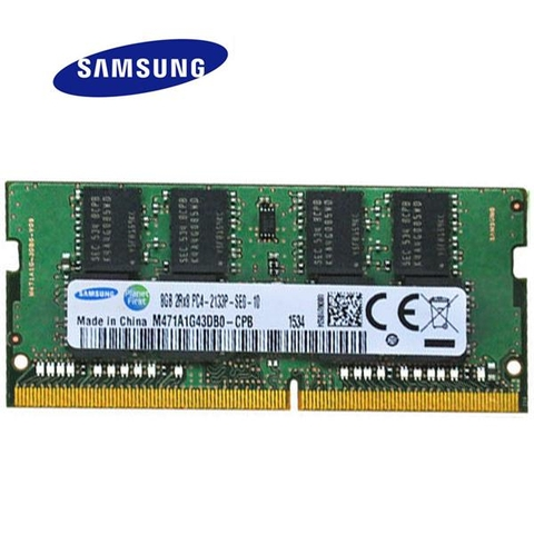Ram Laptop - Macbook Samsung 8GB DDR4 Bus 2133 MHz