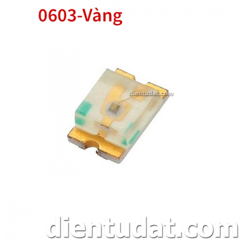 LED 0603 Yellow