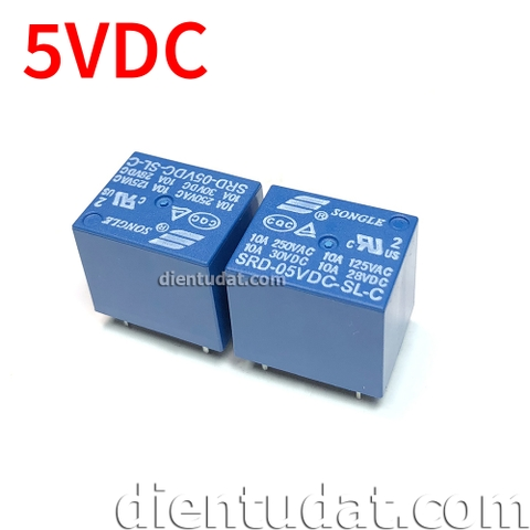 Relay Songle SRD-5VDC-SL-C