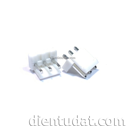 Header Connector Male 3 Pin VH3.96MM