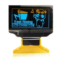 LCD ER-OLED0.96-1W[128x64 Yellow+Blue]