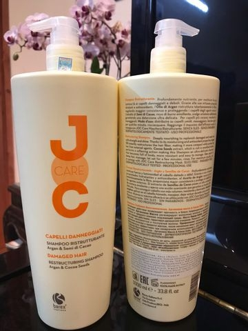 Dầu gội JOC CURE DAMAGED HAIR - 1000ml