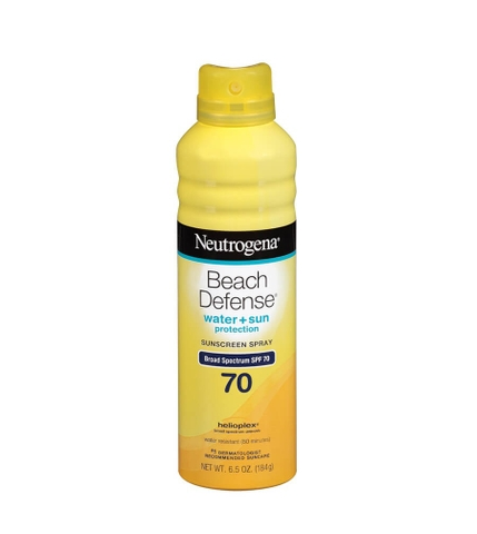 Xịt Chống Nắng Neutrogena Beach Defense Sunscreen Spray SPF70 - 184g