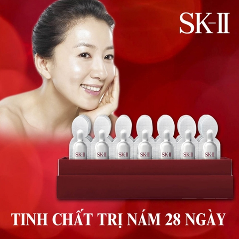 Bộ Trị Nám SK-II 28 Ngày - Whitening Spots Specialist Concentrate