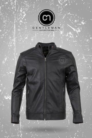 LEATHER JACKET - ADD32 - Da Dê