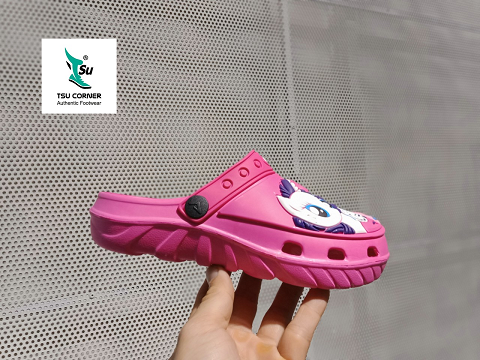 ADDA LOAFER STRAWBERRY PINK  PONY FOR GIRLS