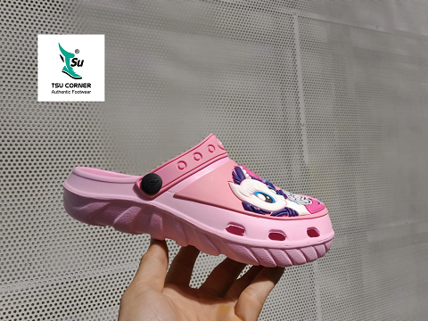 ADDA LOAFER PINK PONY FOR GIRLS