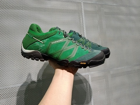 GARMONT TREKKING LOW GREEN