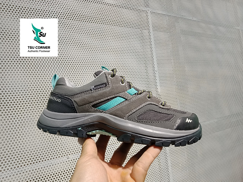 Q. CHUA HIKING LOW GREY