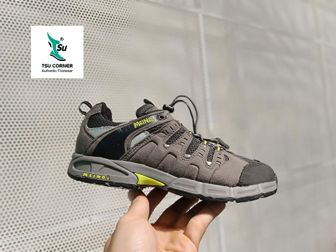 M. DL TREKKING LOW GREY GREEN